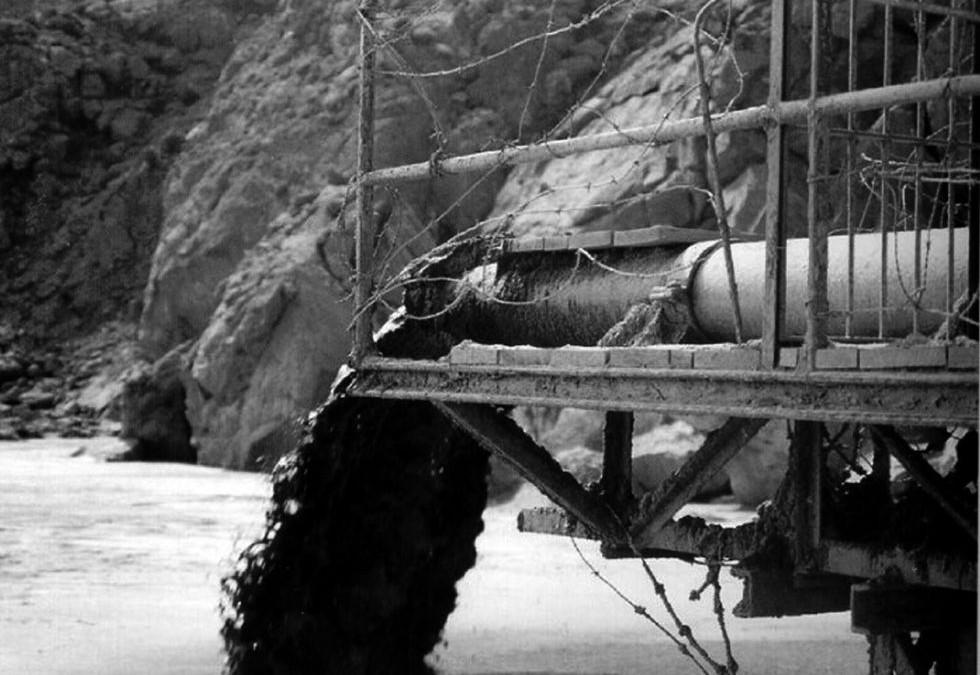 Espanya declararà jaciment els residus tòxics que van colmatar la badia murciana de Portmán