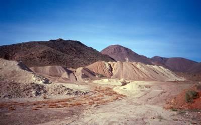 El arsénico de una antigua mina amenaza los acuíferos de Guadalix