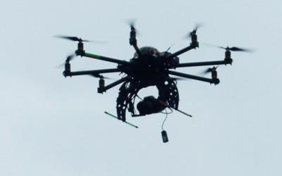 Linux a l'aire: Drones amb sistema open-source