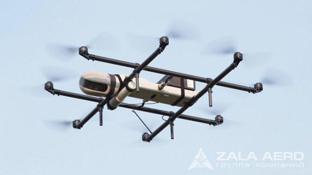 L'empresa Kalashnikov entra al món dels drones