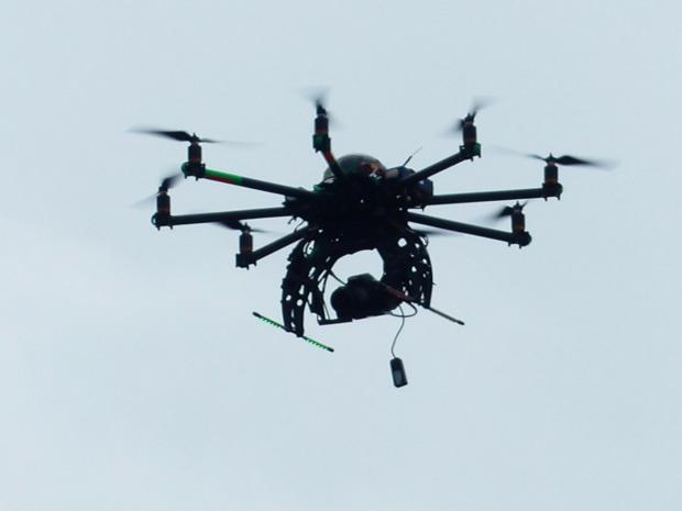 Linux en el aire: Drones con sistemas de código abierto